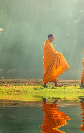 Como o budismo ajuda a lidar com as ilusões do nosso dia a dia