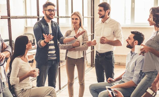Uma nova maneira de estimular a motivação no trabalho: menos controle e mais satisfação