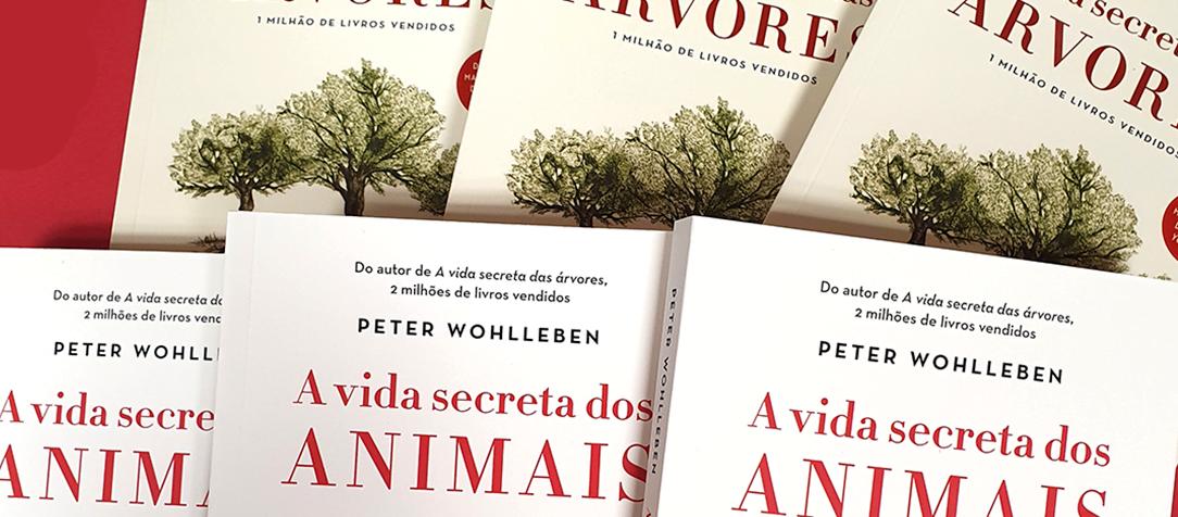 Concorra aos livros de Peter Wohlleben (encerrado)