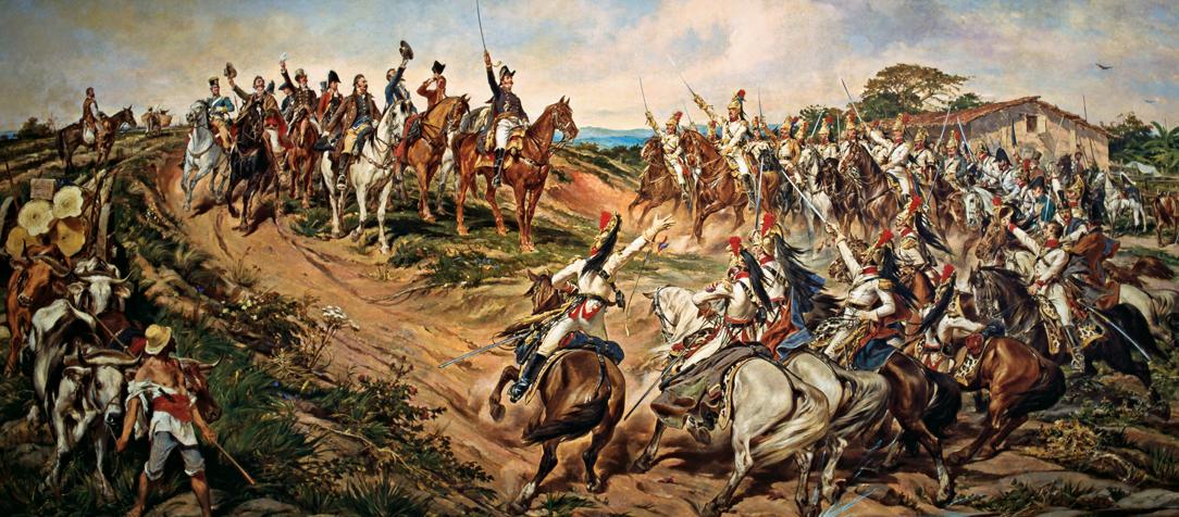 A independência vem com a leitura: sugestões para redescobrir a história do Brasil