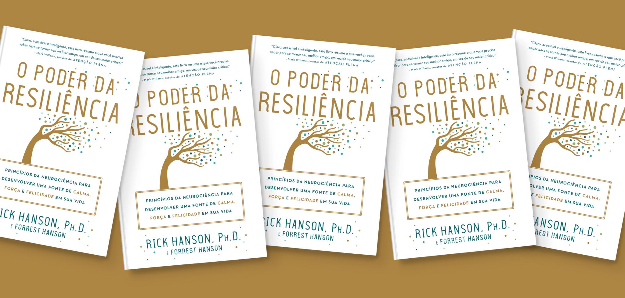 """Concorra ao livro """"O poder da resiliência"""" (encerrado)"""