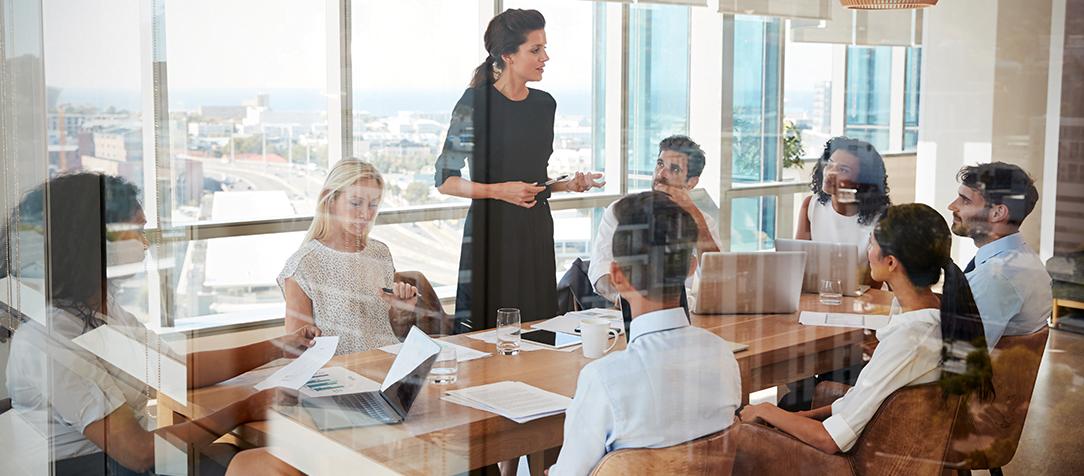 O que você precisa saber para ser chefe: sem medo de estar no comando