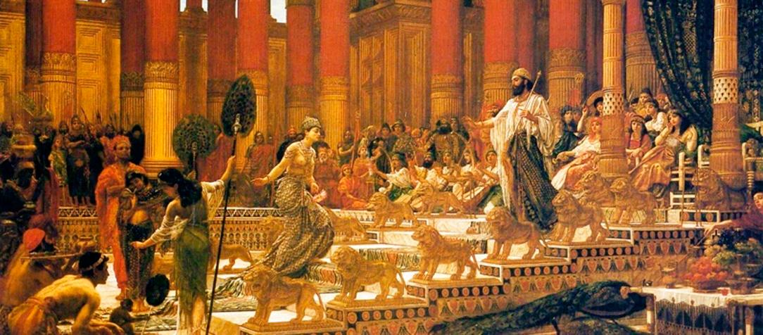"""As lições de """"Salomão, o homem mais rico que já existiu"""": diligência, esperança e amor ao próximo"""